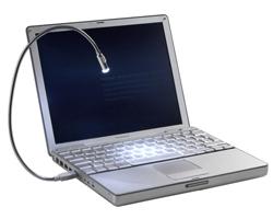 Werbung | USB LED-Notebooklicht