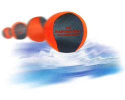 Werbung   Waboba Ball 2008 – macht im Wasser jede Menge Spaß