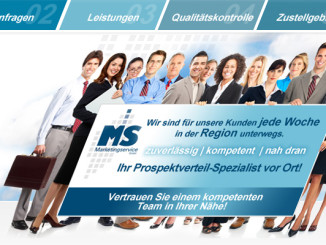 Firmenpotrait: MS Marketing-Service GmbH