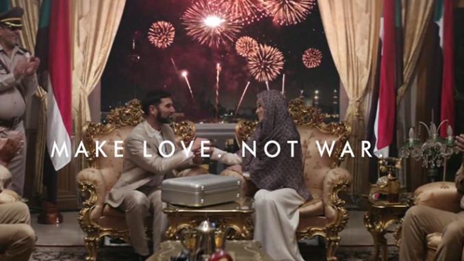 Werbung | Neuer Duft AXE PEACE – AXE und Peace One Day für ein friedvolleres Miteinander