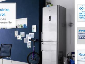 Werbung | Vorgestellt – Hersteller von Haushaltsgeräten – Indesit