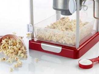 Werbung | Popcorn Maschine – Popcorn frisch und einfach selber machen