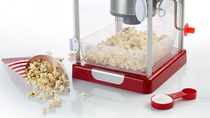popcorn maschine popcorn frisch und einfach selber. Black Bedroom Furniture Sets. Home Design Ideas