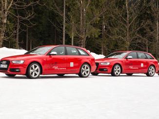 Werbung | Audi driving Experience – Fahrspaß auf Eis