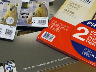 Werbung | Epson Expression Premium XP-615 – Multifunktionsgerät für gestochen scharfe Druckergebnisse