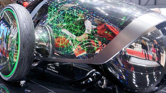 Werbung | Genfer Autosalon 2014 im März – Neue Impulse und schöne Studien warten