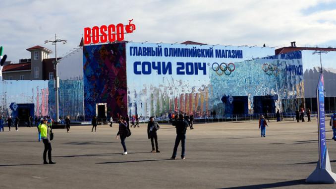 Werbung | Rosa Bettwäsche und der erste Tag im Olympia Park – Tag 2 in Sotschi