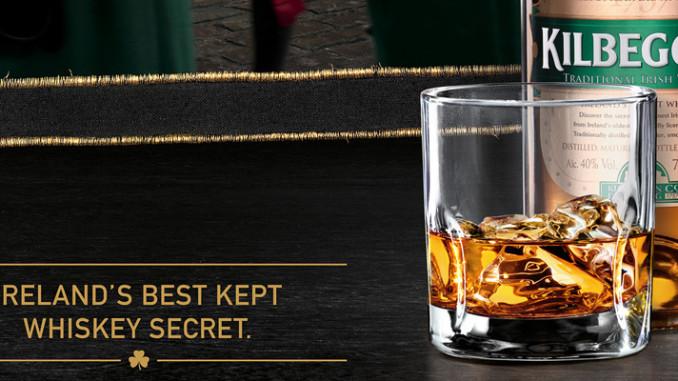 Werbung | Der Gewinner: Set bestehend aus einer Flasche Kilbeggan Irish Whiskey und sechs hochwertigen Whiskeygläsern