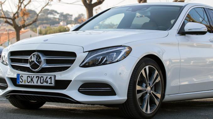 Werbung | Baby-Benz ist erwachsen geworden: Mercedes-Benz C-Klasse W 205