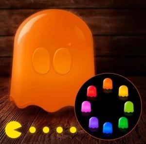 Pac Man Lampe Geist_1