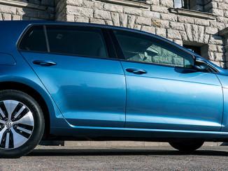 Werbung | Volkswagen e-Golf – Viertürer mit Elektroantrieb ab Sommer in Deutschland