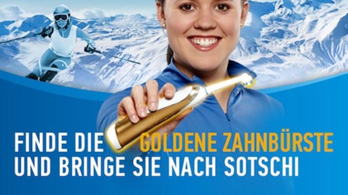Werbung | Gewinnspiel: Offizielle Zahnbürste der Deutschen und Österreichischen Olympiamannschaft