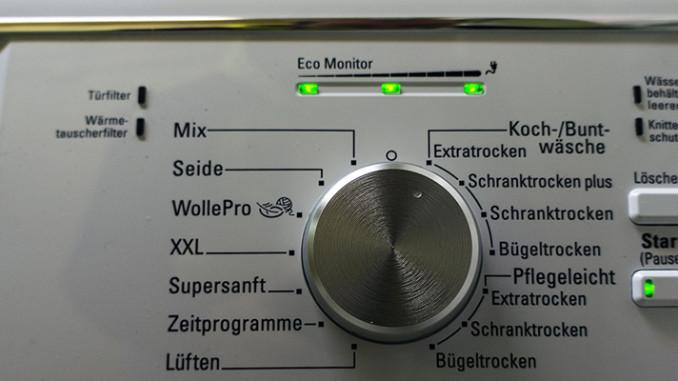 Im test bauknecht wärmepumpentrockner tk pro a u trendlupe
