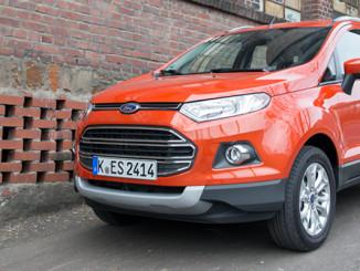 Werbung | Aus Fiesta mach SUV: Ford EcoSport Kurztest