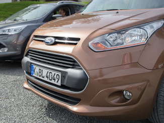 Werbung | Daddy hat euch im Blick: Ford Grand Tourneo Connect