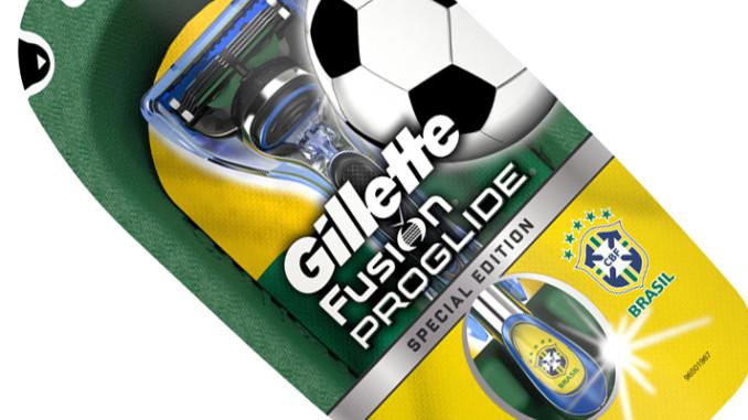Werbung | Mit der Gillette Länderedition schon morgens beim Rasieren im Fußballfieber