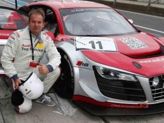 Werbung   Audi race experience am Nürburgring