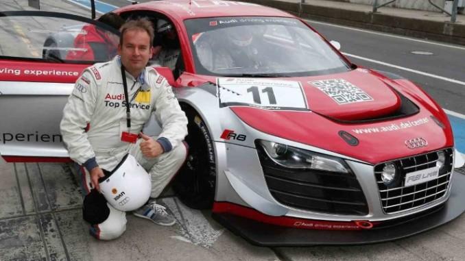 Werbung | Audi race experience am Nürburgring