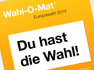 Werbung | Neuer Wahl-O-Mat zur Europawahl 2014 steht bereit