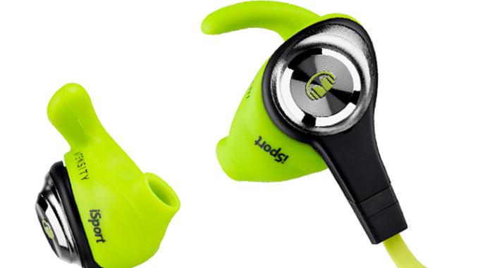 Werbung | iSport Intensity – Farbenfroher In-Ear Sportkopfhörer