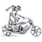 Werbung | Coole Geschenke für Motorradfahrer – Handgefertigte Schraubenmännchen