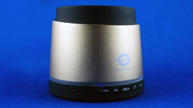 Werbung | Conceptronic Drahtlose 2-Wege-Freisprecheinrichtung – Mehr Lautsprecher als Freisprecheinrichtung