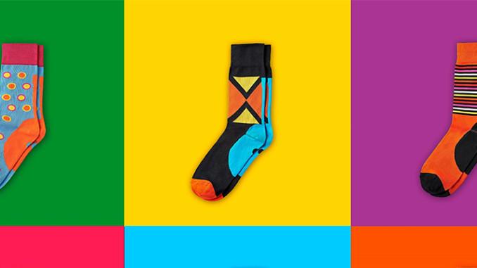 Funky Socks by BLACKSOCKS