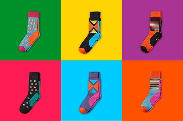 Funky Socks by BLACKSOCKS_groß