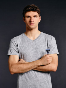 Nationalspieler Thomas Müller