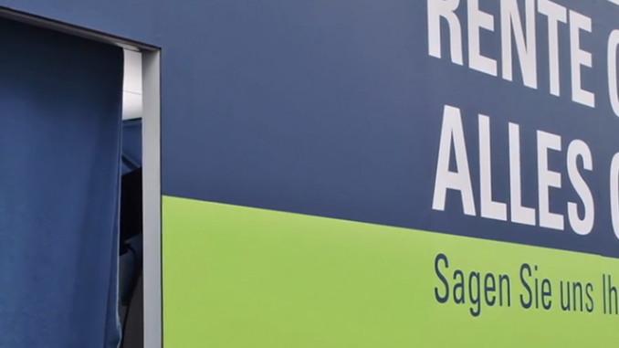 Werbung | Rente gut? Alles gut? #CosmosDirekt und Stimmen zur Rente
