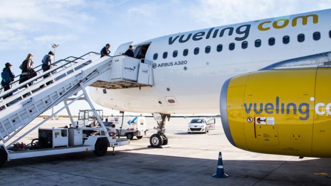 Werbung | Fliegen mit Highspeed – Vueling und Telefónica bieten Highspeed WiFi im Flugzeug