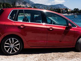 Werbung | Der neue Golf Sportsvan – Räumlicher Fahrspaß von Volkswagen