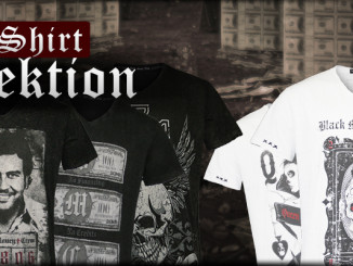 Werbung | Black Money Crew – Neue Shirt Kollektion