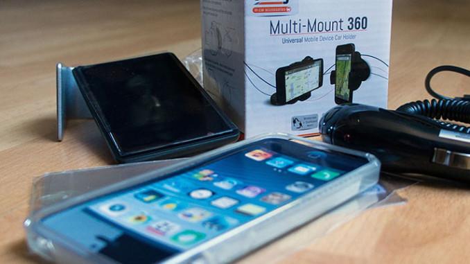 Werbung | Das Ultimate iPhone 5 Zubehör Set – 6 auf einen Streich