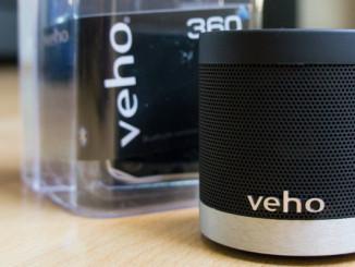 Werbung | Veho 360 M4 Bluetooth Lautsprecher – Kleiner Lautsprecher für unterwegs