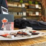 Werbung   Weber Original Store in Berlin – Am Grill mit Jamie Purviance