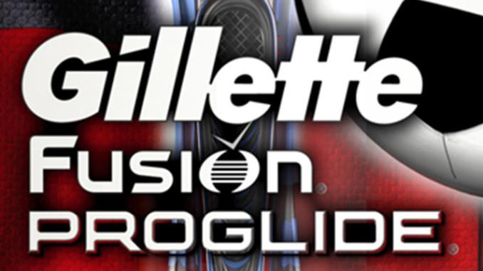 Gillette Gewinnspiel