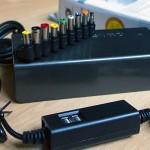 Universal 19V Notebook Adapter 90W mit USB-Hub