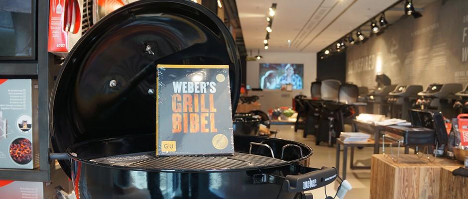 weber original store in berlin am grill mit jamie purviance trendlupe ein trendiger blick. Black Bedroom Furniture Sets. Home Design Ideas