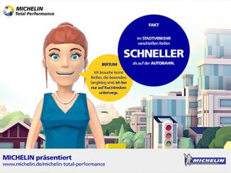 Michelin Live-Fahrlabor