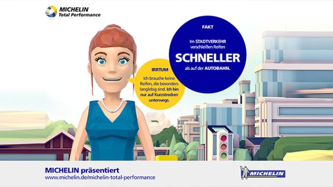 Werbung | Michelin Live-Fahrlabor – ganz Europa hilft bei der Suche nach dem besten Reifen für alle Verkehrsteilnehmer
