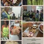 Werbung | Abseits der WM…Vegan kochen mit Sojola und dem Starkoch Björn Moschinski