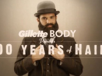 100 Years of Hair | Gillette BODY Razor Commercial