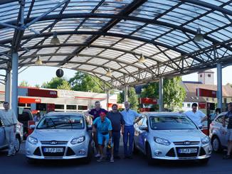 """Spritsparchallenge """"Fulda – Paris und zurück mit nur einer Tankfüllung"""""""