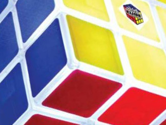 Zauberwürfel Lampe Rubik´s Cube – Rätselspaß und Lichtquelle