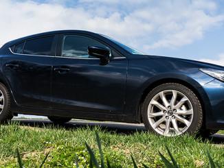Mazda3 / 3. Generation