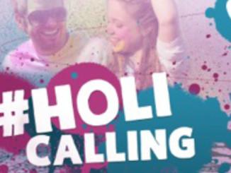 #HoliCalling