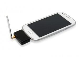 DVB-T Android-Fernsehempfänger - Verwandelt euer Telefon in einen Fernseher!