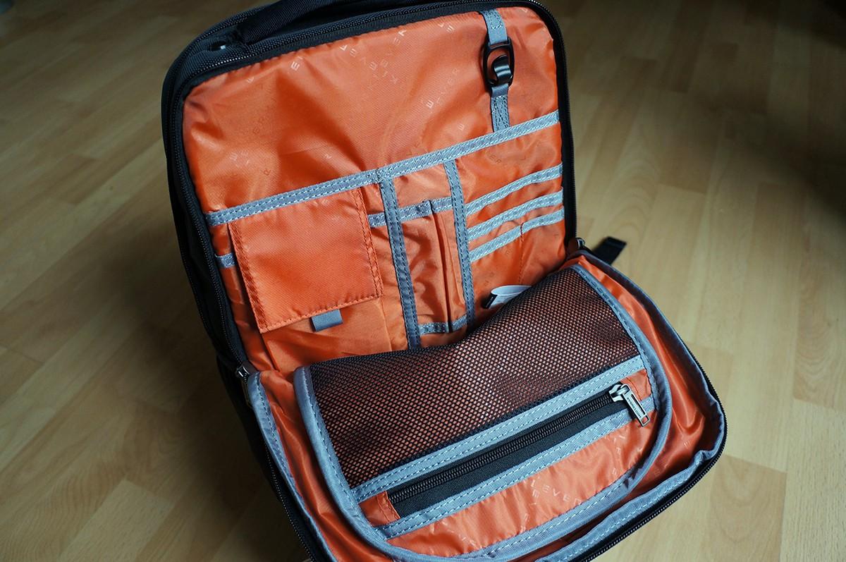 Everki Studio EKP118 Rucksack – Notebook sicher transportieren