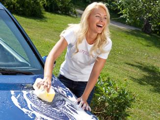 Pflegeprodukte der Firma Kungs - Praktische Helfer für die Autopflege